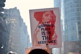 Women's March Greeley 2020