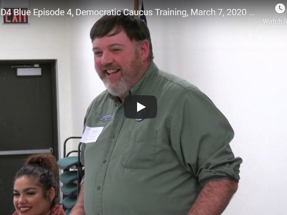 2020 Caucus Training Video