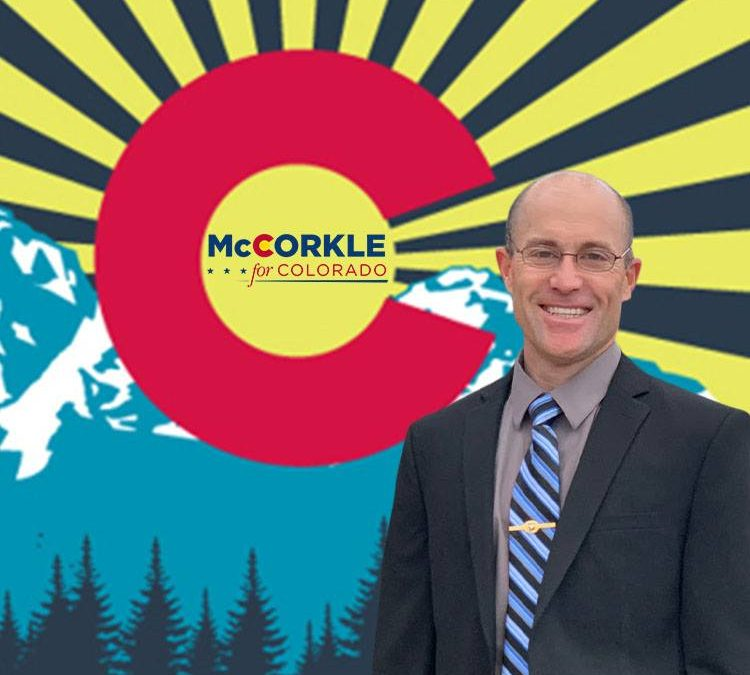 Ike McCorkle is Running for US Congress