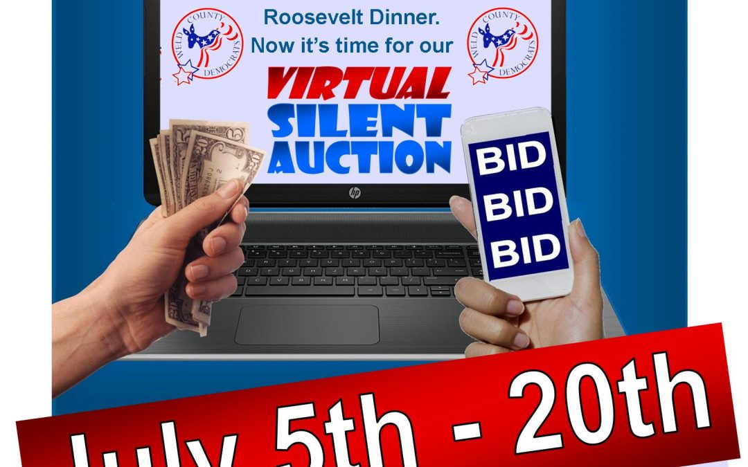 2020 Roosevelt Virtual Silent Auction